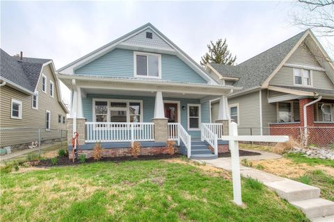 Photo of 1414 Leonard St, Indianapolis, IN 46203