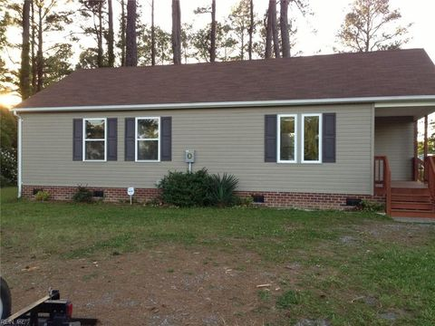 2119 Carrsville Hwy, Isle of Wight County, VA 23851