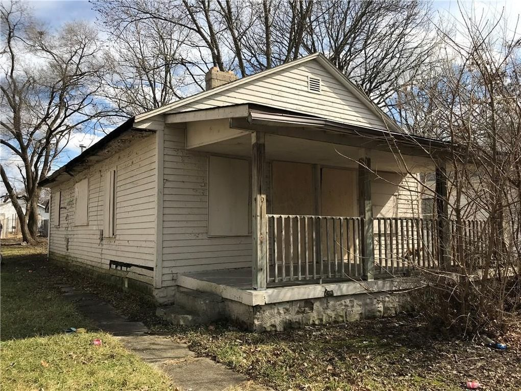 1931 Houston St Indianapolis, IN 46218