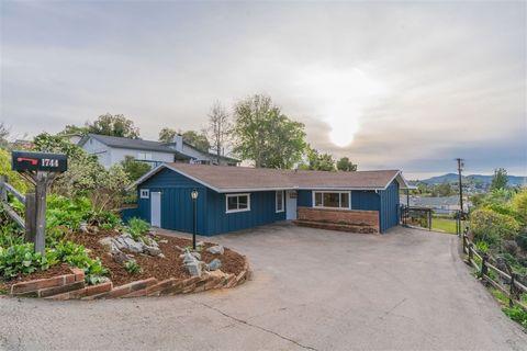 Photo of 1744 Terrace Hill Dr, El Cajon, CA 92021