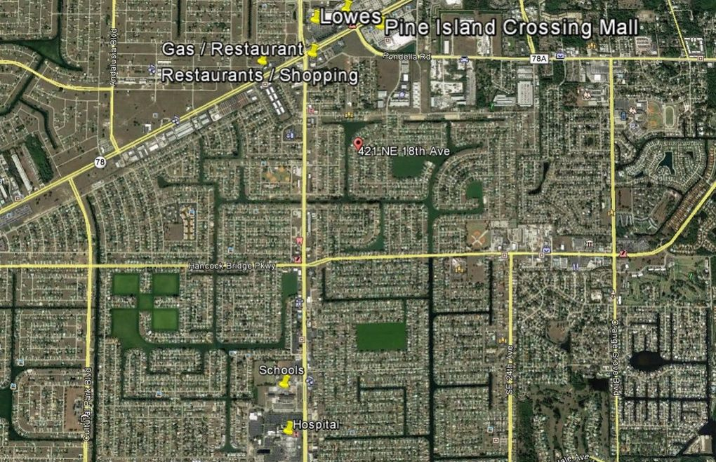 421 Ne 18th Ave Cape Coral Fl 33909 Recently Sold Land Sold