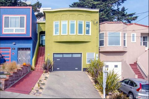 542 Mangels Ave, San Francisco, CA 94127