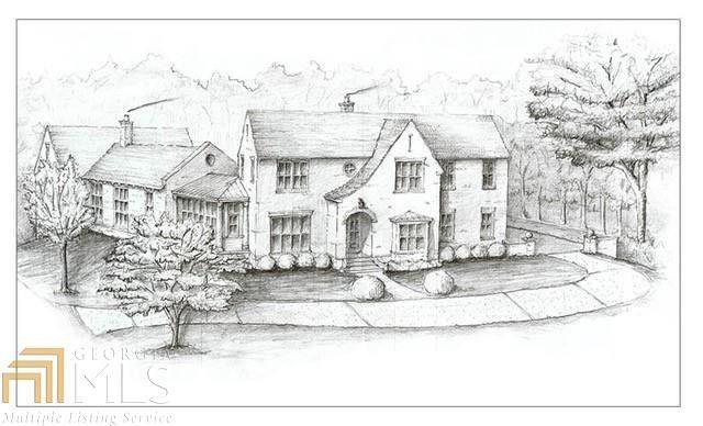 1724 Randall Mill Way Nw, Atlanta, GA 30327