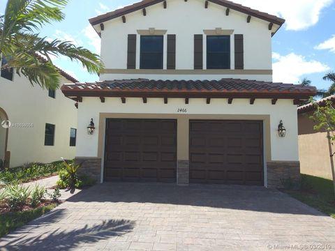 Photo of 2466 Ne 1st St, Homestead, FL 33033
