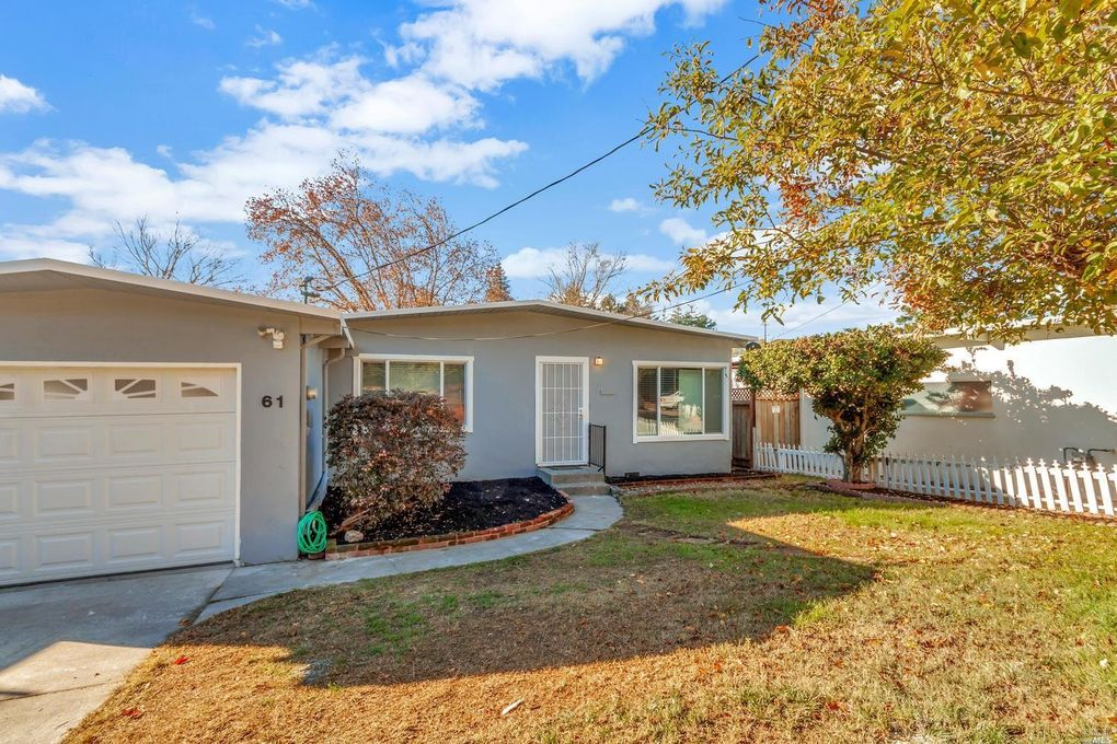 61 Denfield Ave, Benicia, CA 94510