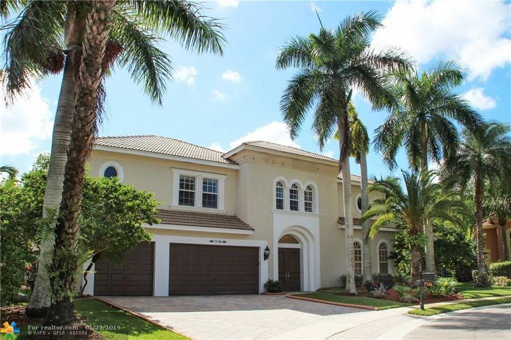 7136 Nw 70th Mnr, Parkland, FL 33067