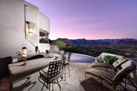 N Painted Quail Dr Tucson Az House For Sale