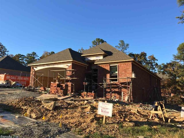 76 clervaux dr little rock ar 72223 for Cost to build a house in little rock