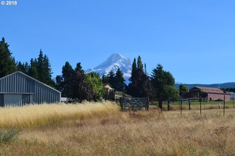 5590 Trout Creek Ridge Rd, Mount Hood Prkdl, OR 97041
