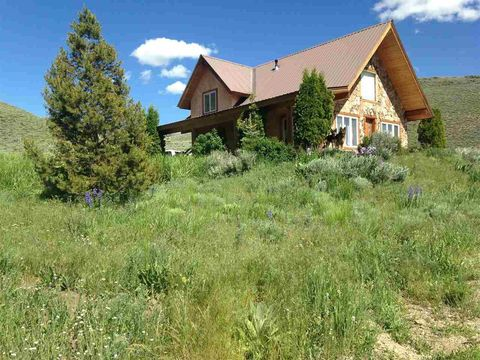Photo of 111 Silver Brush Rd, Fairfield, ID 83327