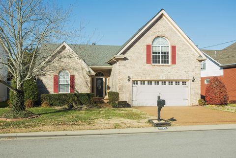 6525 Arvington Way  Antioch  TN 37013. Long Hunter Chase  Antioch  TN Real Estate   Homes for Sale