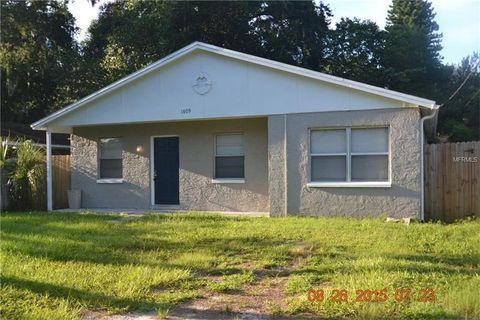 1809 E Fairbanks St, Tampa, FL 33604
