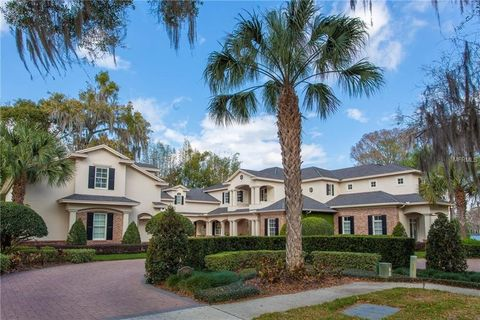 Winter Park FL Homes With Special Features