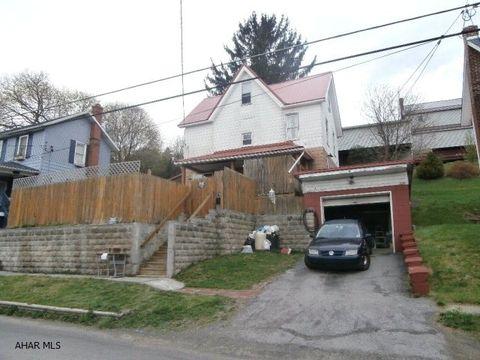 706 Beech Ave, Patton, PA 16668