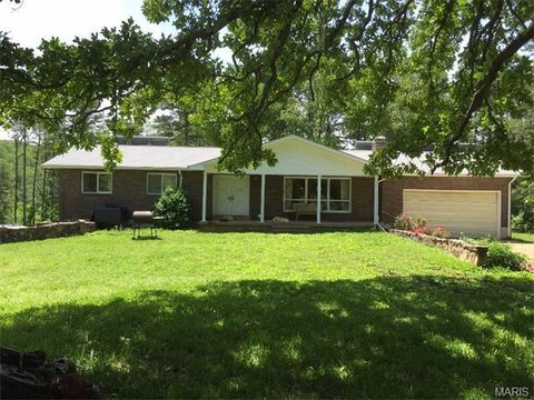 Highway 19 South, Eminence, MO 65466