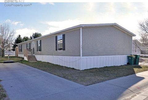 4412 E Mulberry St Lot 341, Fort Collins, CO 80524