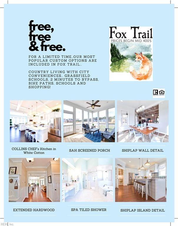 1012 Fox Trl, Chesapeake, VA 23323