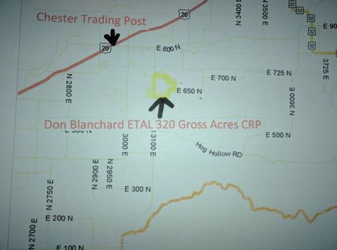 700 N, Chester, ID 83421