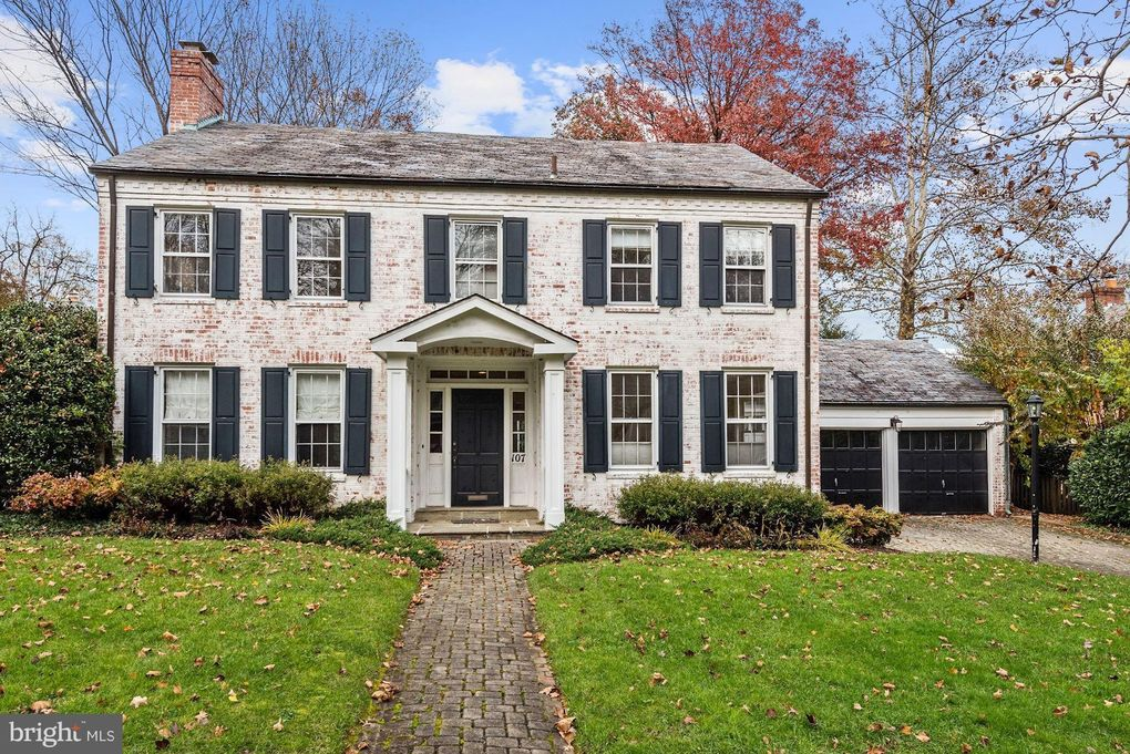 107 E Lenox St, Chevy Chase, MD 20815