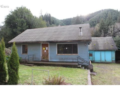 Photo of 66360 W Fork Millicoma Rd, Coos Bay, OR 97420