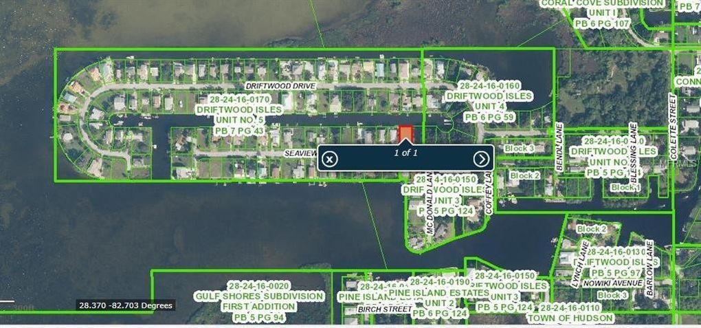Map Of Hudson Florida.Seaview Lot 97 Hudson Fl 34667 Realtor Com