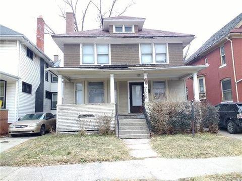 708 Calvert St, Detroit, MI 48202