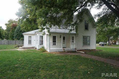 Photo of 107 N Marietta St, Yates, IL 61572