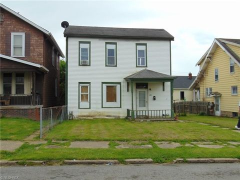 1306 Oakgrove Ave, Steubenville, OH 43952
