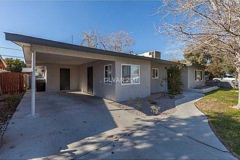 320 Beaumont St, Las Vegas, NV 89106
