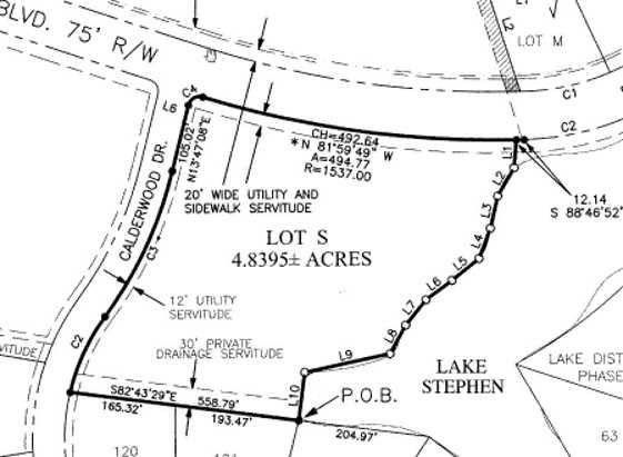 Ansley Blvd Alexandria LA Land For Sale And Real Estate - Louisiana map alexandria