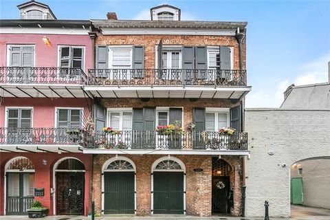 French Quarter New Orleans La Apartments For Rent