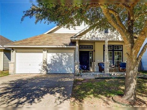 536 W Metcalfe St, Hutto, TX 78634