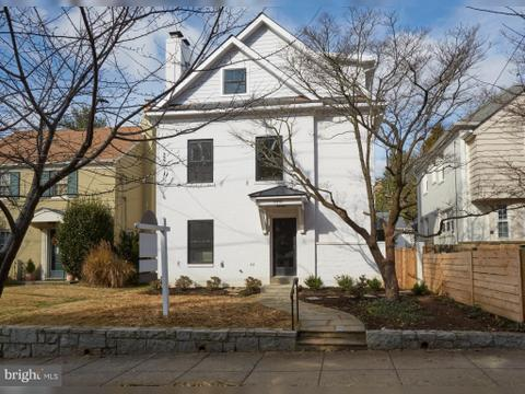 4481 Q St Nw, Washington, DC 20007