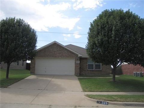 325 Kennedy Dr, Crowley, TX 76036
