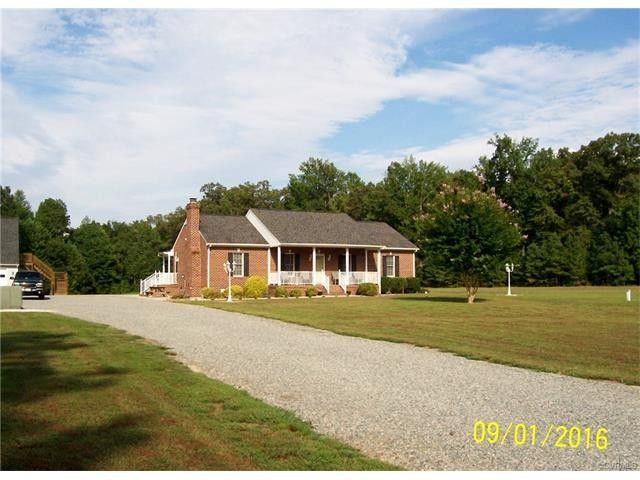 Horse Property For Sale King William Va