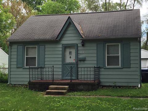 Photo of 18658 Negaunee, Redford Township, MI 48240