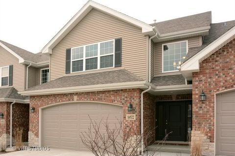 Orland Park New Homes For Sale