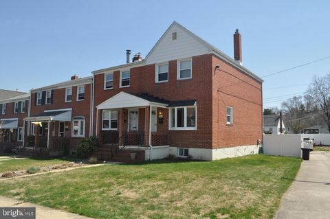 Photo of 1207 Brewster St, Baltimore, MD 21227