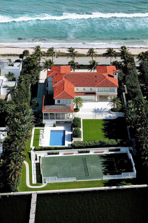 S Ocean Blvd  Palm Beach
