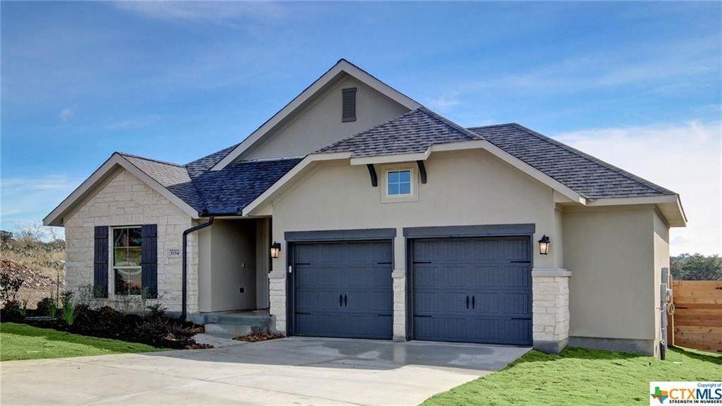 1154 Thicket Ln, New Braunfels, TX 78132