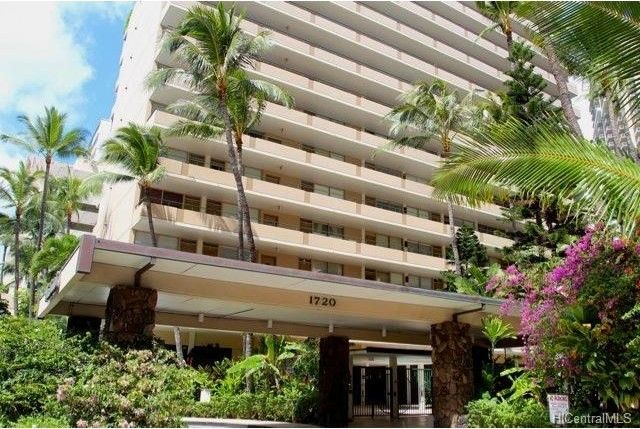1720 Ala Moana Blvd Unit A308, Honolulu, HI 96815