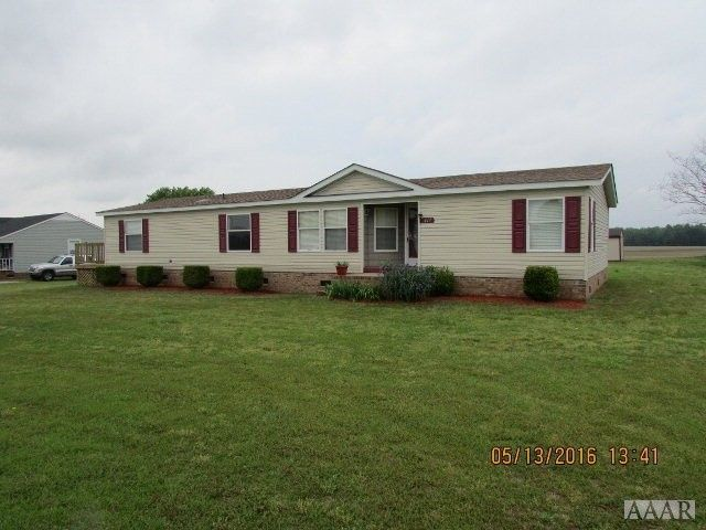 417 Center Hill Rd Tyner Nc 27980 Home For Sale And