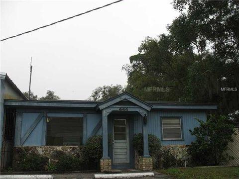 444 S Rossiter St, Mount Dora, FL 32757