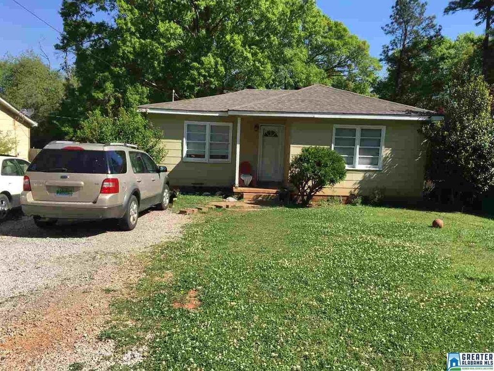 402 Lancaster Ave, Talladega, AL 35160