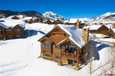 Photo of 26 Appaloosa Rd, Mount Crested Butte, CO 81225