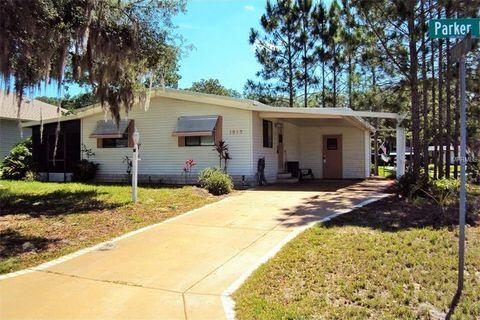 Designer Homes For Sale In The Villages Florida