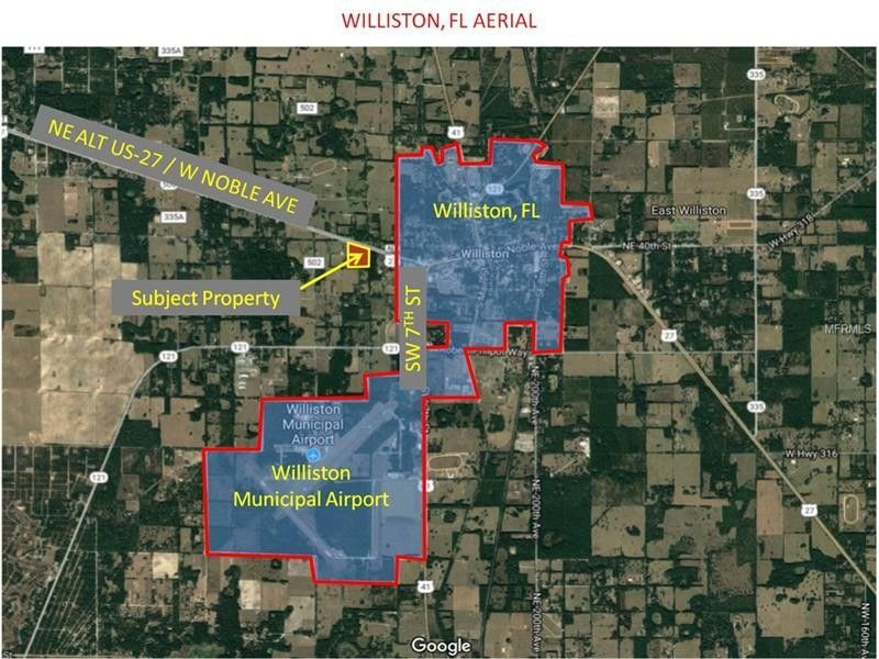 18651 27 Alt Williston FL 32696 Land For Sale and Real Estate