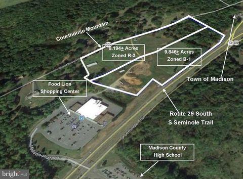 madison va land for sale real estate realtor com rh realtor com how big is one acre in a mile how big is one acre in a mile