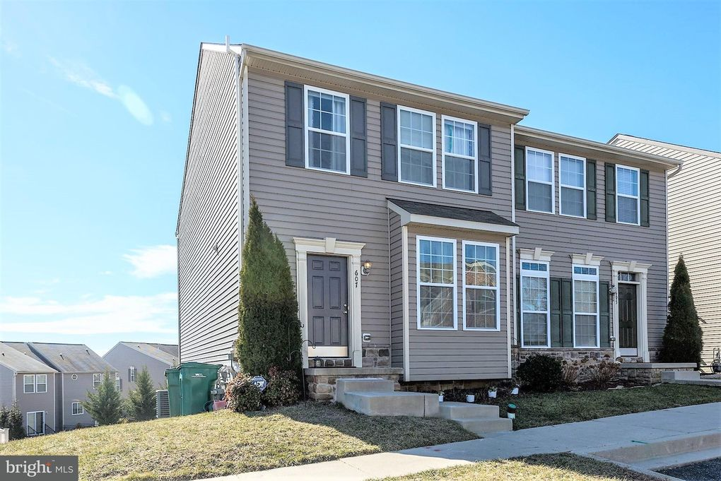 607 Tantallon Ct Unit 130 Abingdon, MD 21009