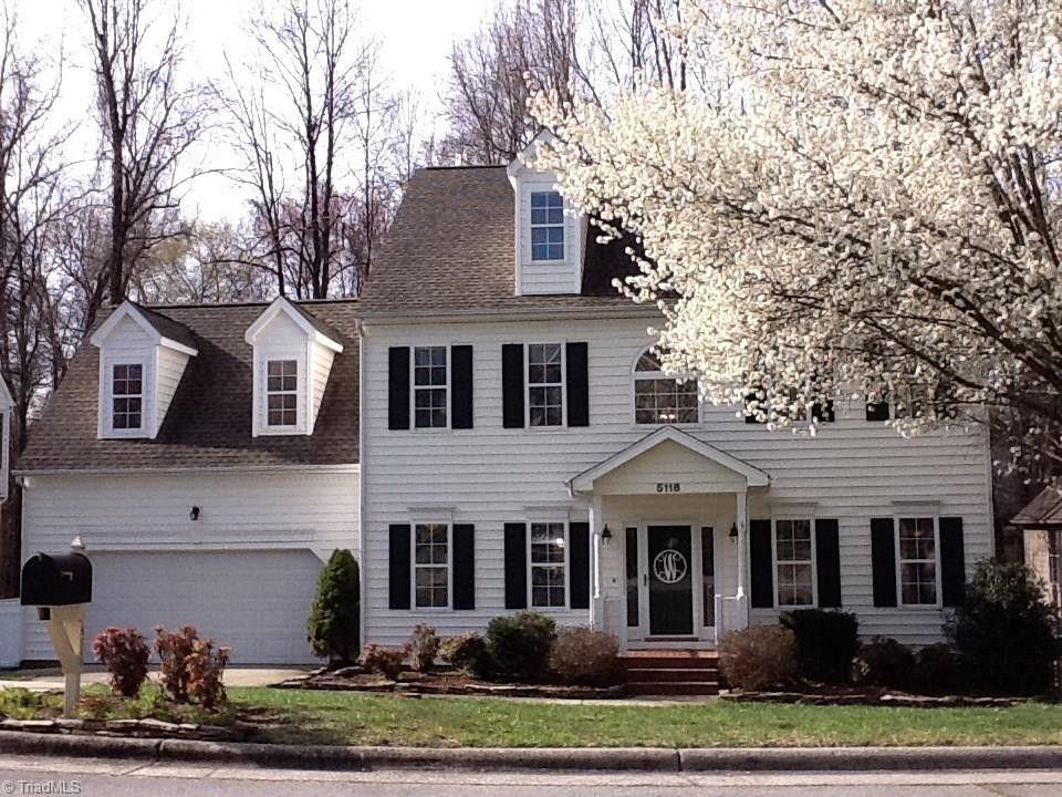 5118 Hartridge Way Greensboro, NC 27407